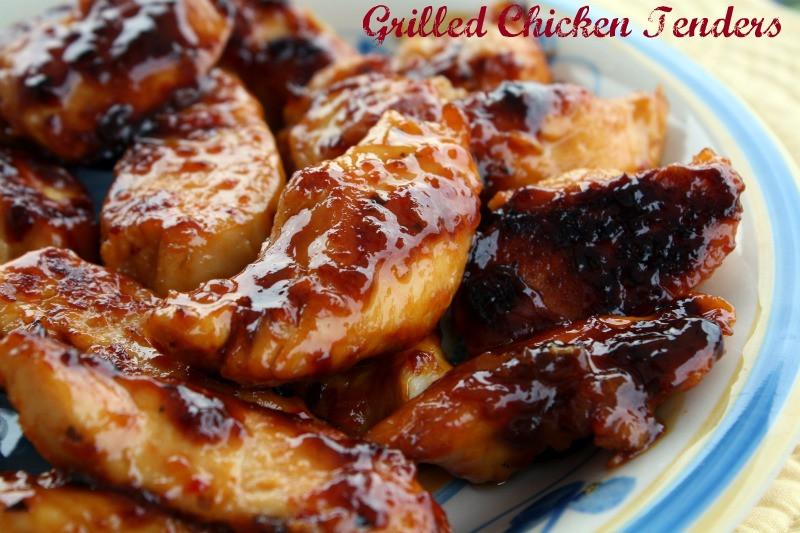 Grilled Chicken Tenders  Cracker Barrel Grilled Chicken Tenders Recipegreat