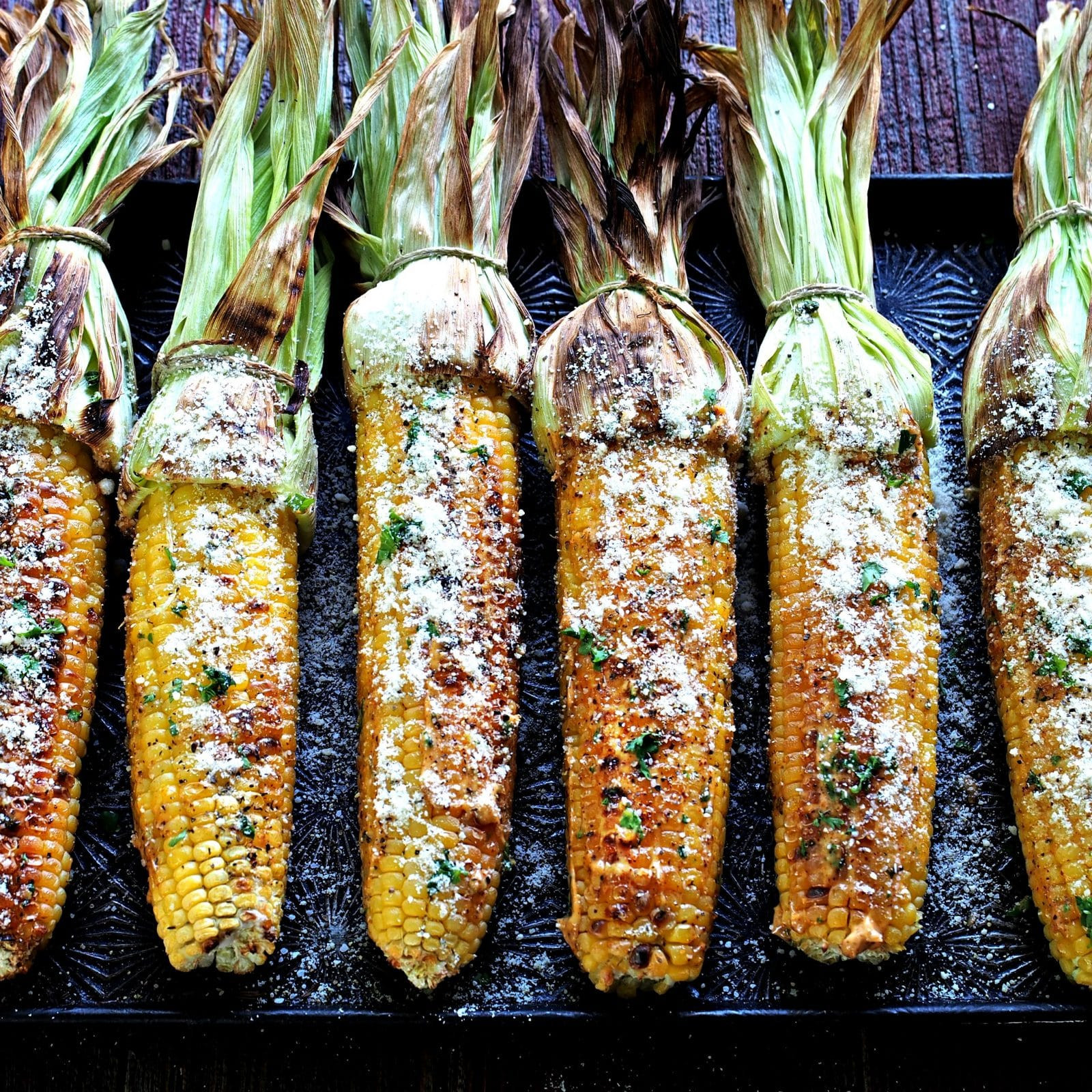 Grilled Corn On The Cob Recipe  Grilled Corn Simply Sated