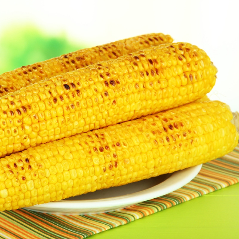 Grilled Corn On The Cob Recipe  Grilled Corn The Cob Recipe