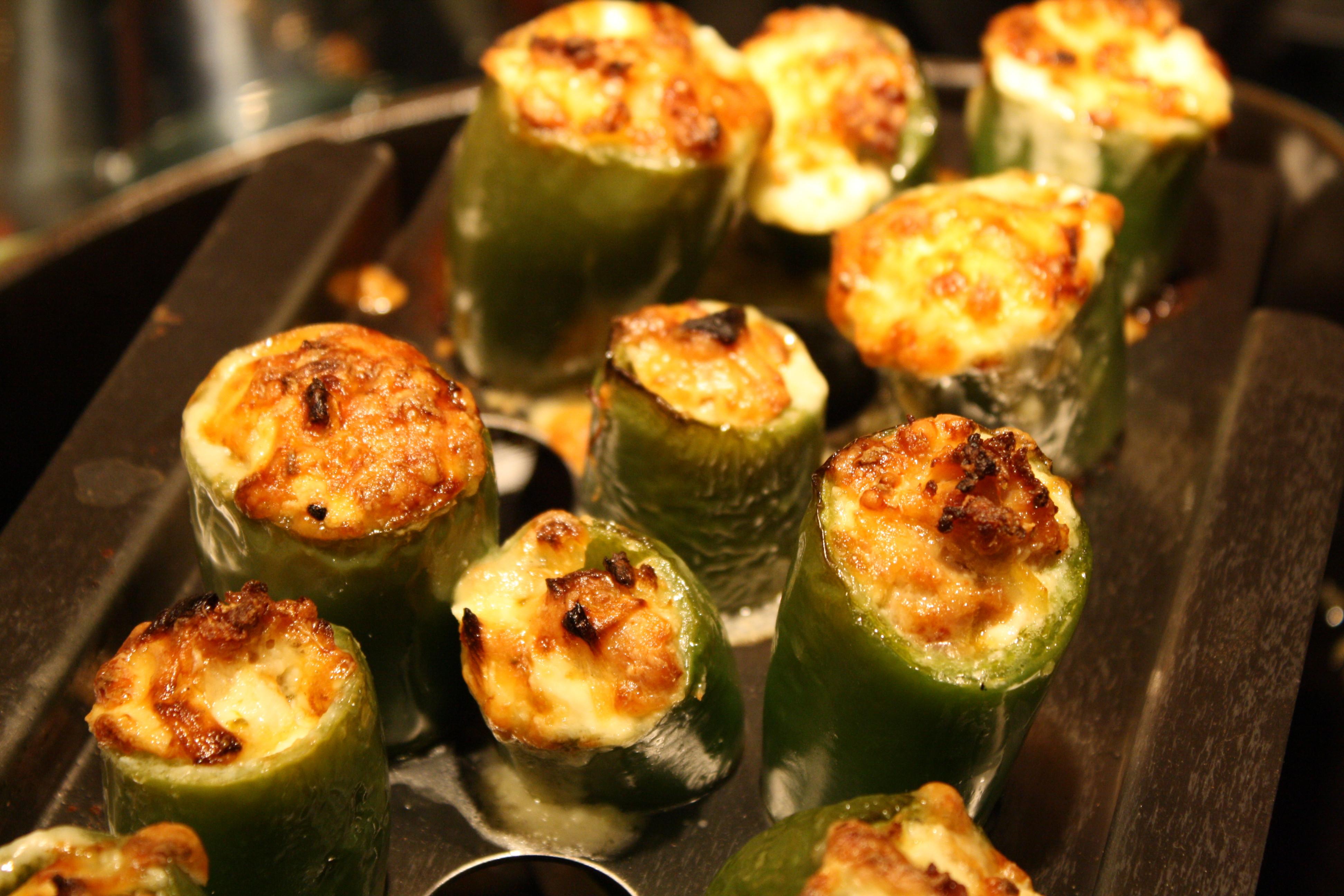 Grilled Jalapeno Poppers  jalapeño popper