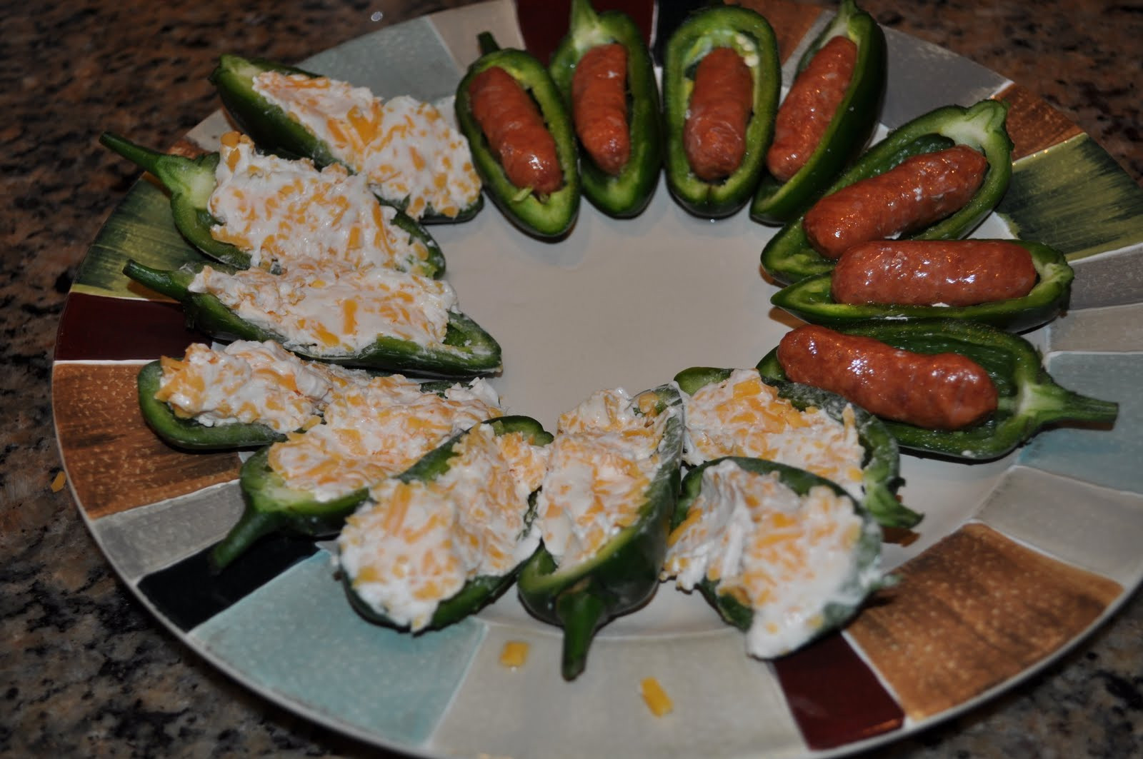 Grilled Jalapeno Poppers  Beth s Favorite Recipes Grilled Jalapeno Poppers