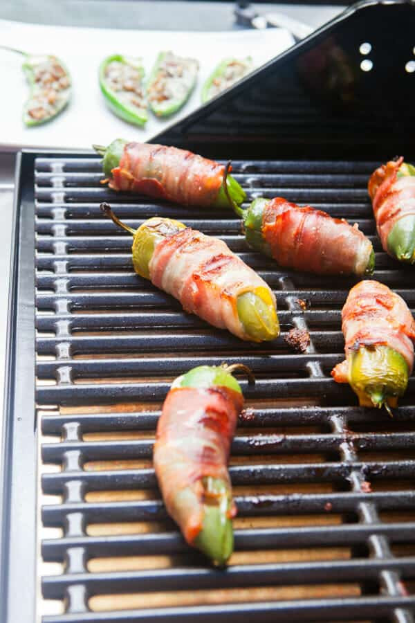 Grilled Jalapeno Poppers  Three Easy Grilled Jalapeño Poppers Macheesmo