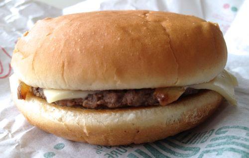 Grilled Onion Cheddar Burger  GrubGrade