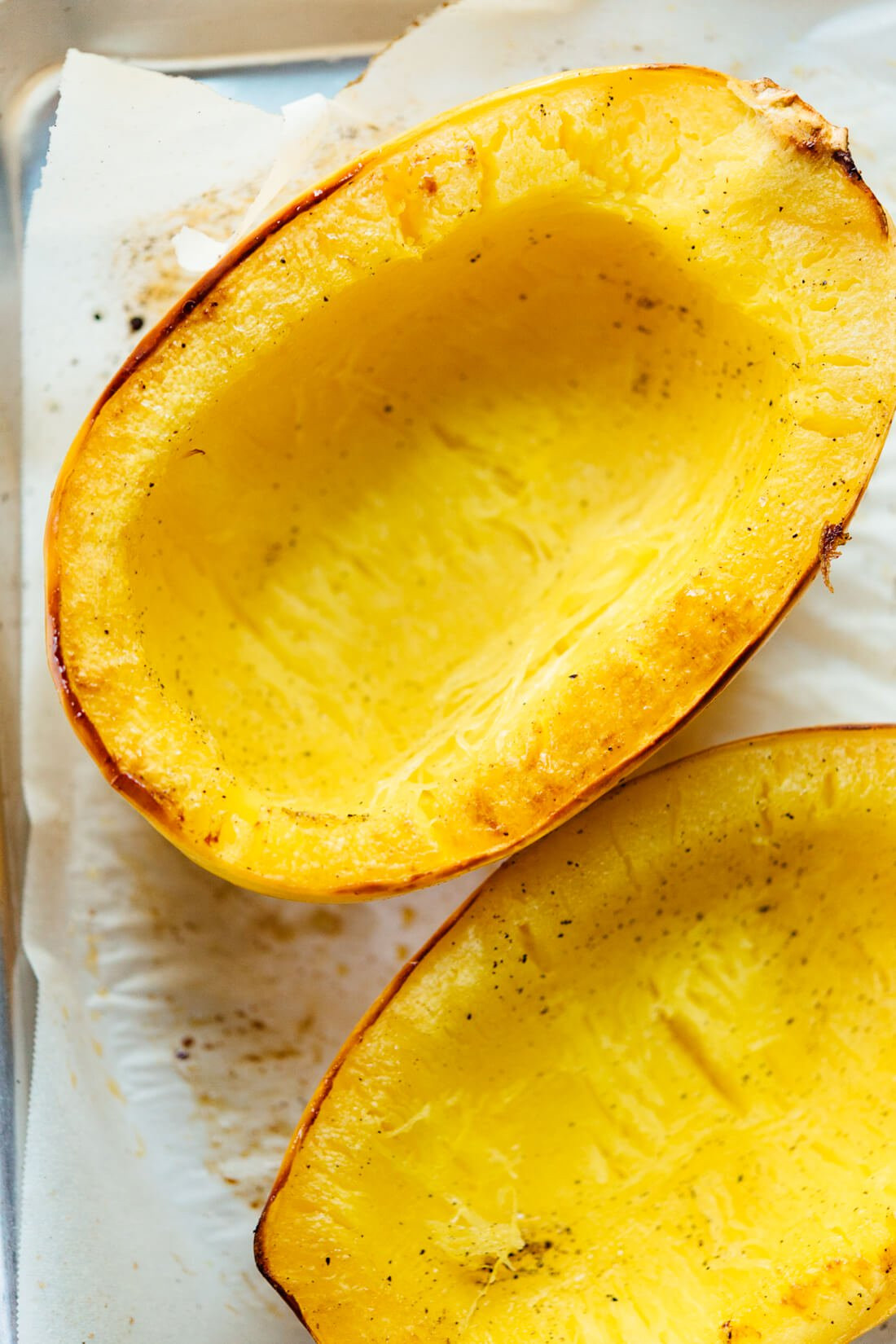 Grilled Spaghetti Squash  How to Cook Spaghetti Squash The Best Way Cookie and Kate