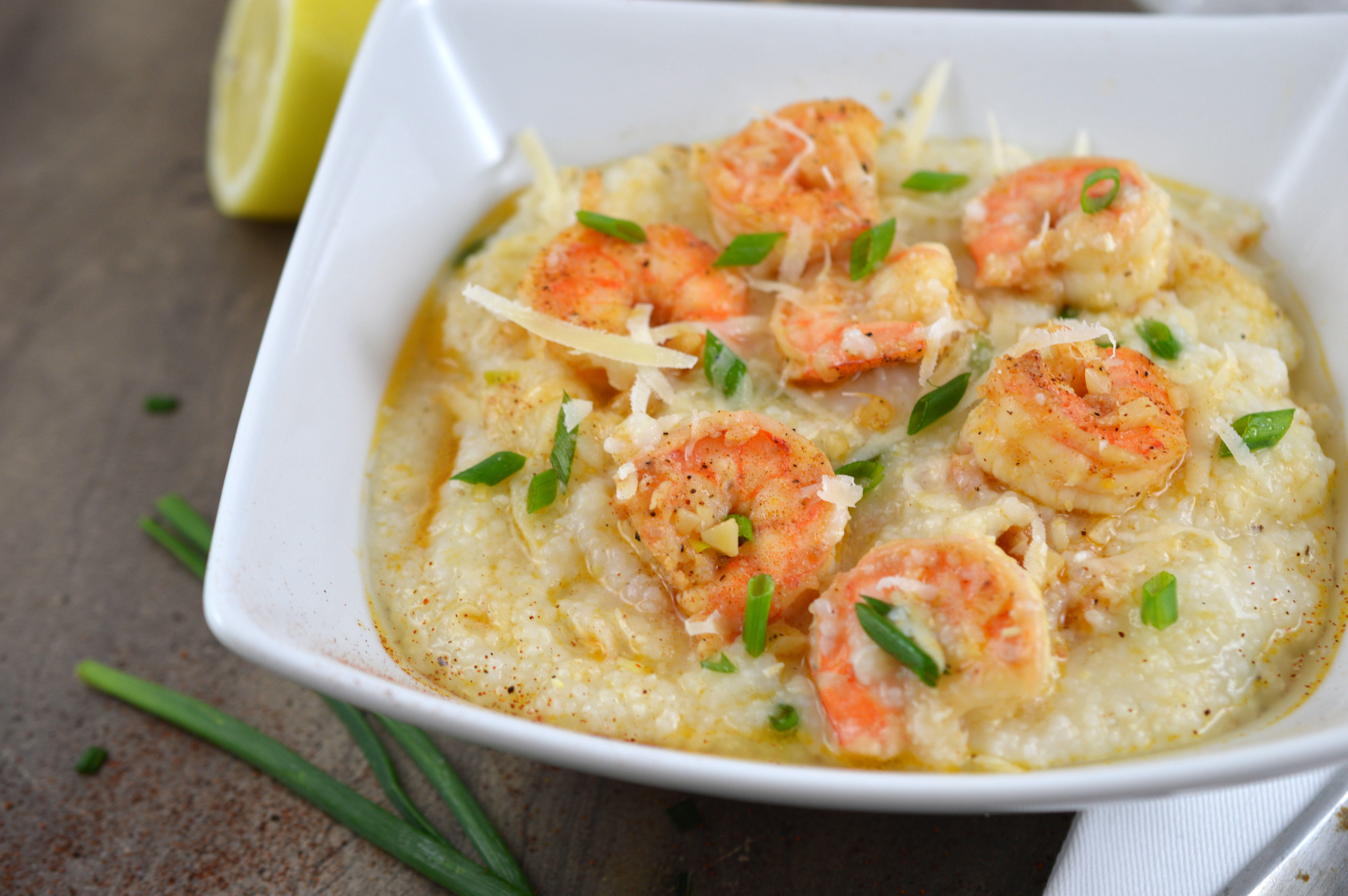 Grits And Shrimp  Tasty Tuesday s Recipe for the Week The BEST Shrimp and Grits