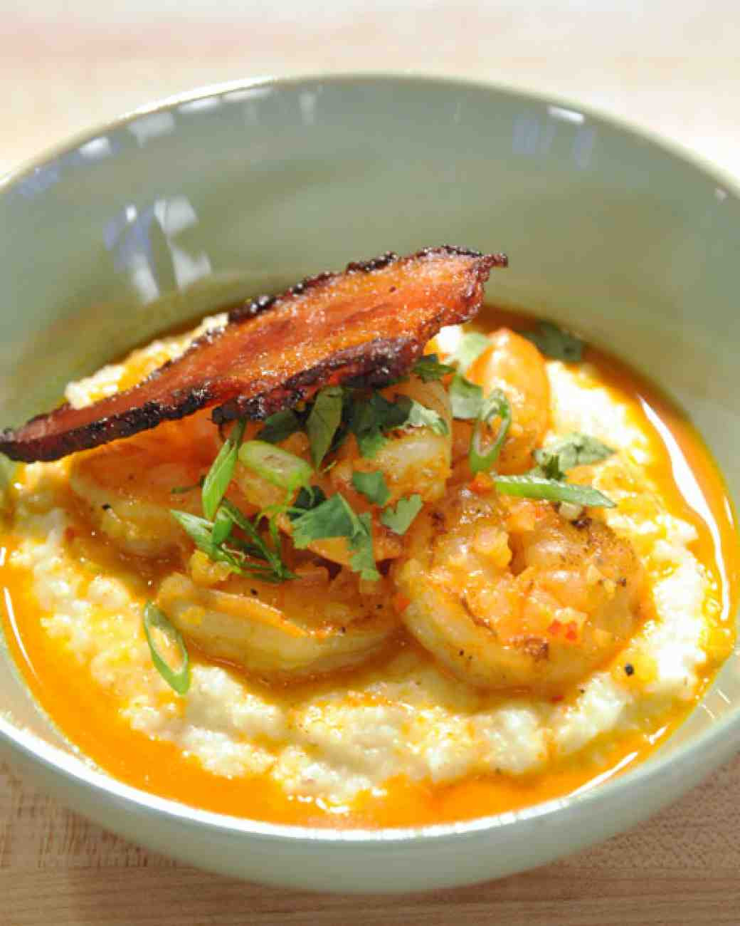 Grits And Shrimp  Shrimp and Cheese Grits Recipe & Video