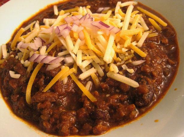 Ground Beef Chili Recipes  Ground Beef Chili Recipe Food