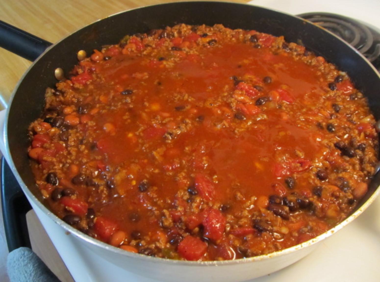 Ground Beef Chili Recipes  Ground Beef Chili Recipe