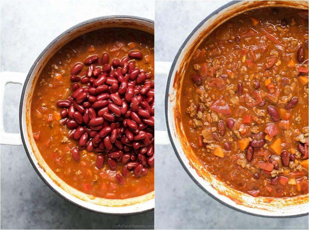 Ground Beef Chili Recipes  30 minute chili recipe ground beef