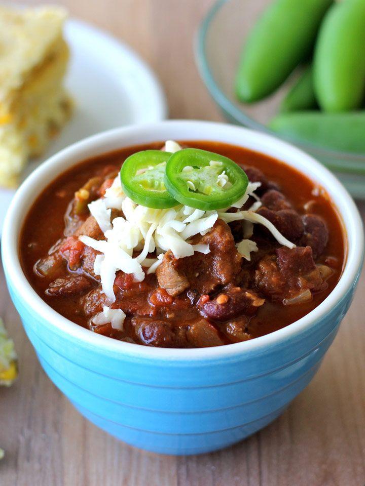 Ground Beef Chili Recipes  green chili stew recipe with ground beef