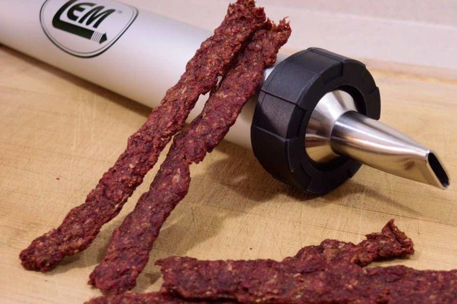 Ground Beef Jerky  Jerkyholic s Original Ground Beef Jerky