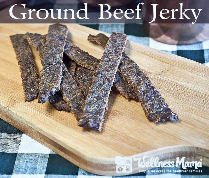 Ground Beef Jerky  Ground Beef Jerky Recipe
