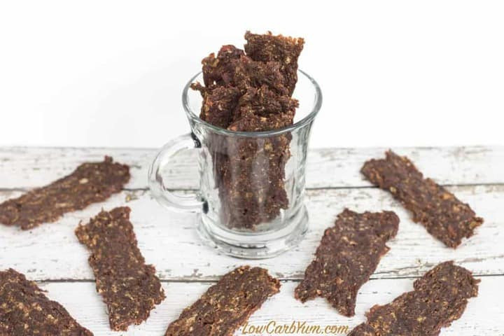 Ground Beef Jerky  Ground Beef Jerky Recipe with Hamburger or Venison