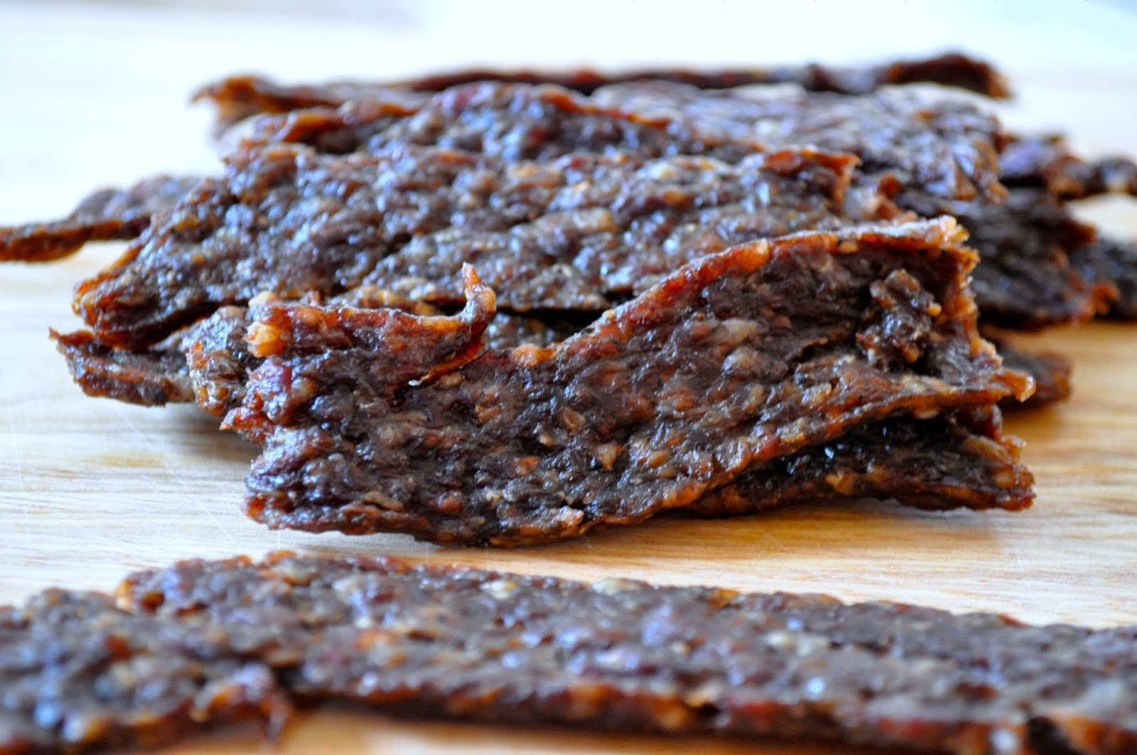 Ground Beef Jerky  Easy Homemade Ground Beef Jerky Recipe is Bud Friendly