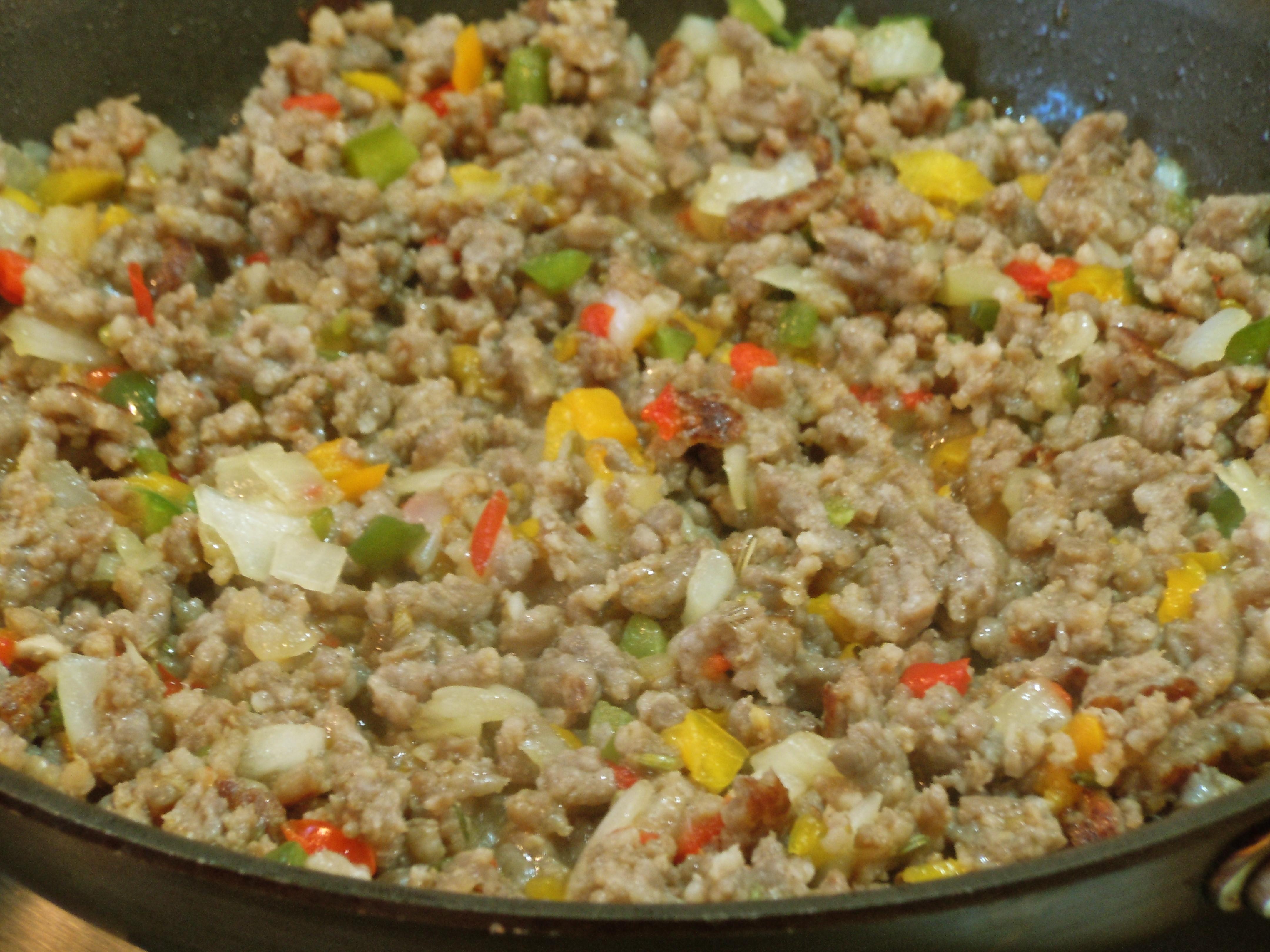 Ground Sausage Dinner Recipes  pork sausage recipes dinner