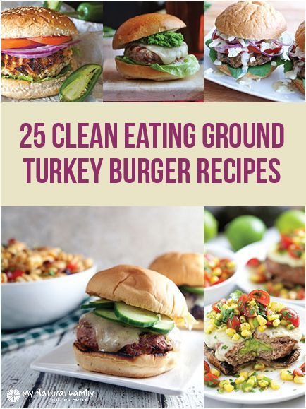 Ground Turkey Burger Recipes  17 Best images about Diet recipes on Pinterest