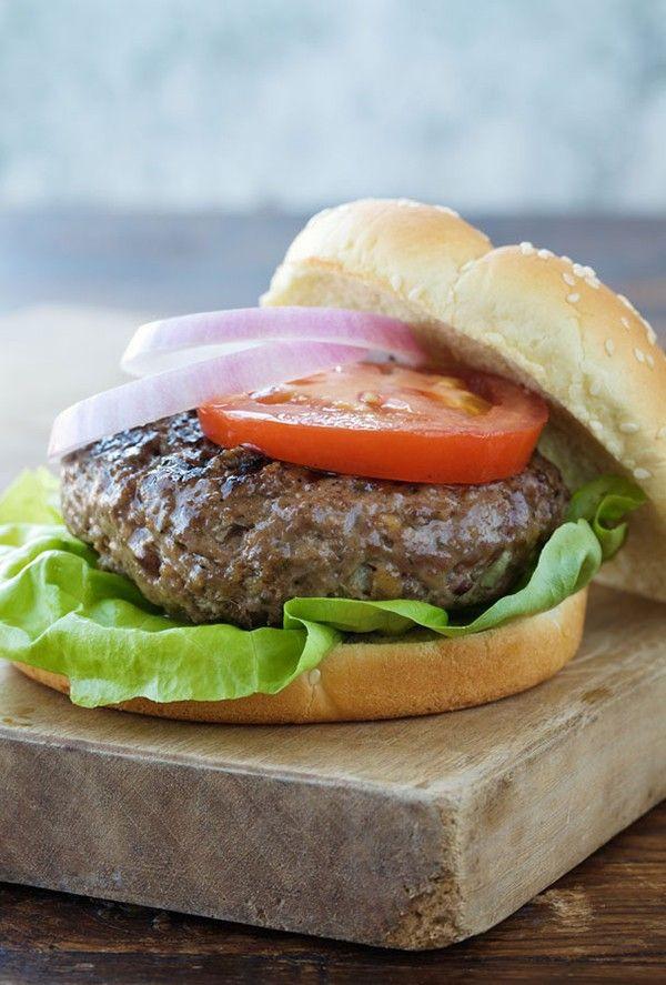 Ground Turkey Burger Recipes  100 Ranch burger recipes on Pinterest