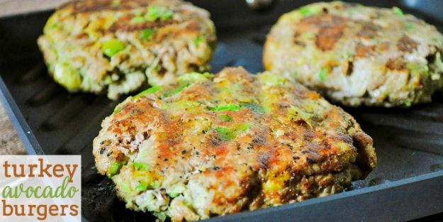 Ground Turkey Burger Recipes  13 Delicious and Healthy Ground Turkey Recipes Total
