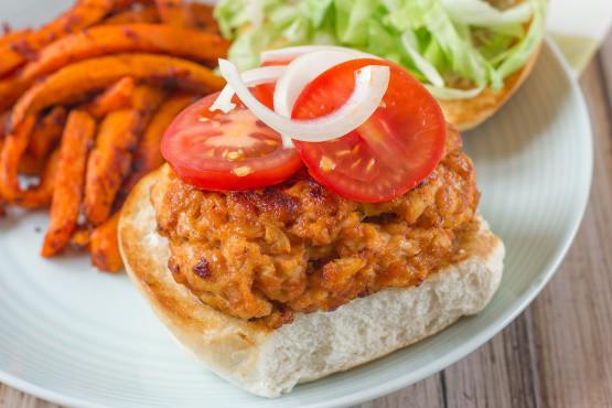 Ground Turkey Burger Recipes  Tasty Turkey Burgers Recipe Genius Kitchen