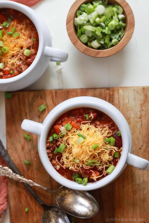 Ground Turkey Chili Recipe  best ground turkey chili recipe ever