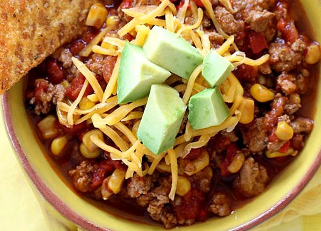 Ground Turkey Crock Pot Recipes  Spicy ground turkey chili recipe crock pot