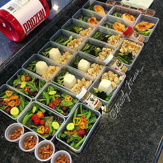 Ground Turkey Meal Prep  StrictlyFitnessMealPreps