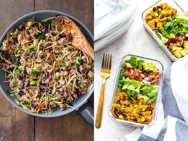 Ground Turkey Meal Prep  31 Healthy Ground Turkey Meal Prep Recipe Ideas