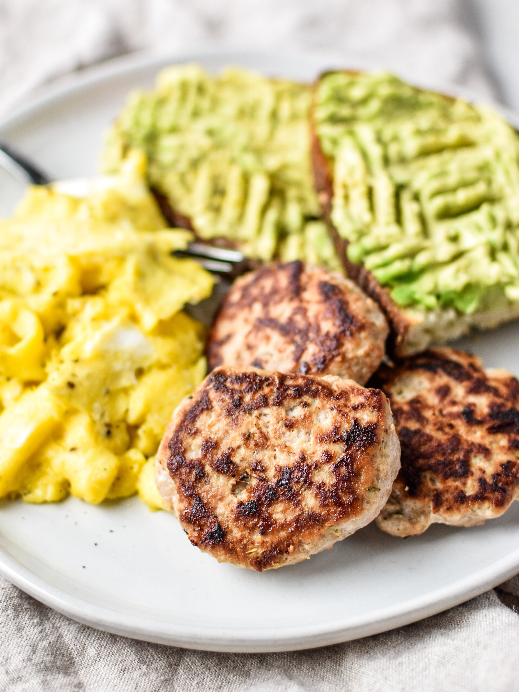 Ground Turkey Sausage  Best Ground Turkey Breakfast Sausage Patties Project