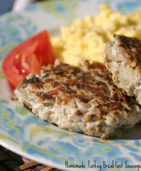 Ground Turkey Sausage  is turkey breakfast sausage healthy