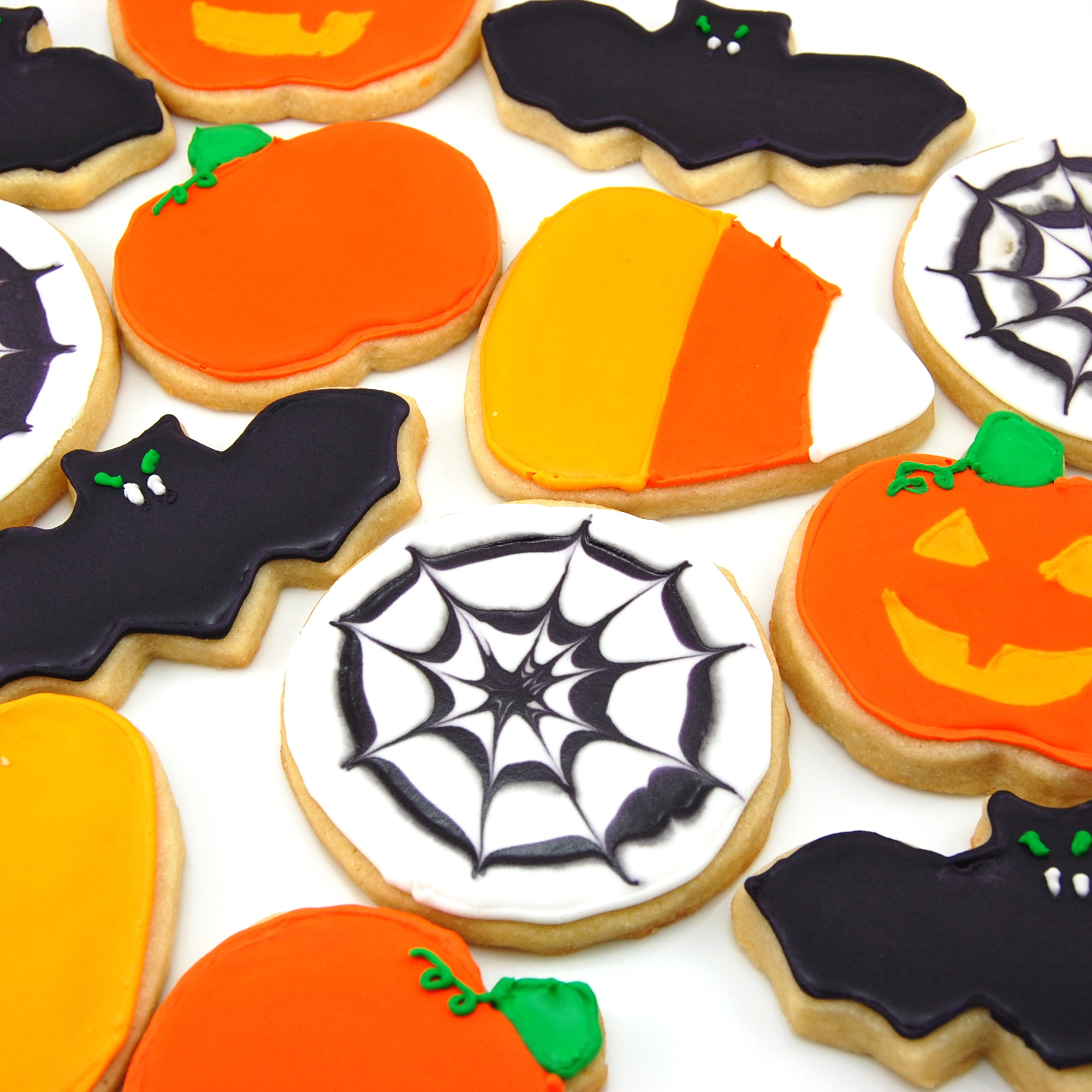 Halloween Sugar Cookies  Halloween Cookies Recipe — Dishmaps
