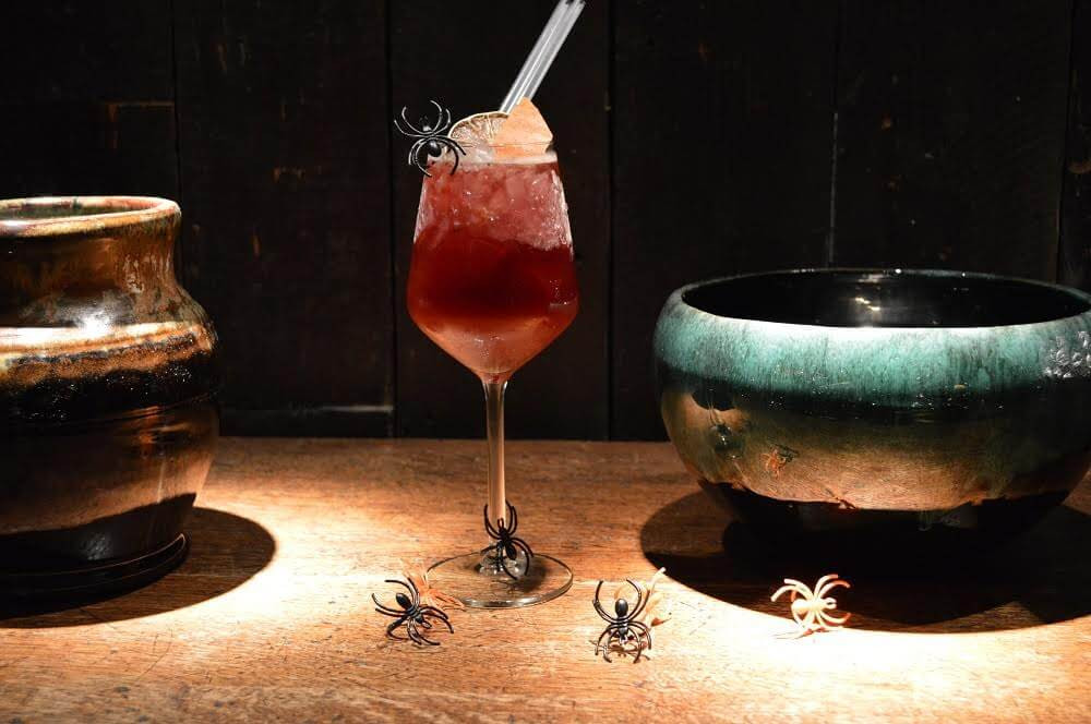 Halloween Themed Drinks  Halloween Cocktails The London Guide