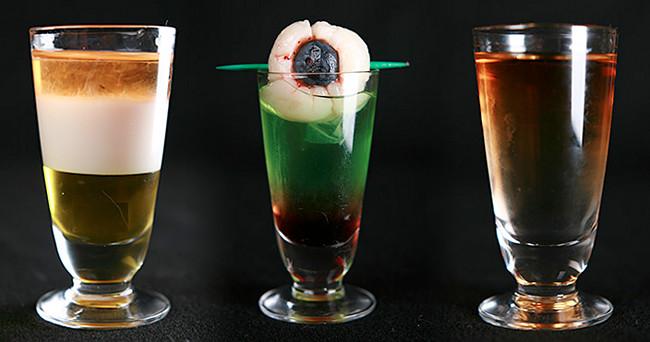 Halloween Themed Drinks  Halloween Cocktails 51 Recipes