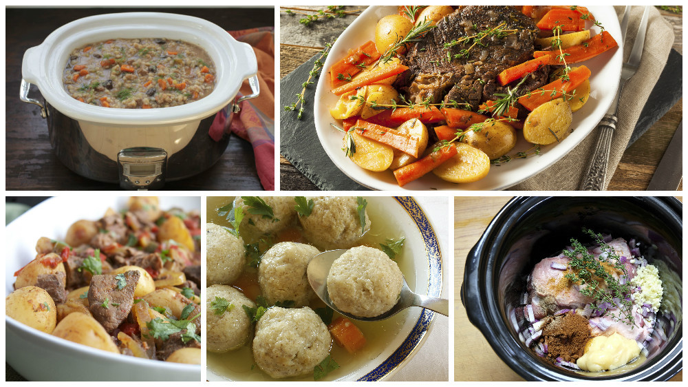 Hanukkah Dinners Recipes  14 Jewish Crockpot Recipes to Warm Up with This Winter