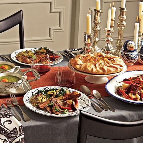 Hanukkah Dinners Recipes  Hanukkah Recipes Cooking Light
