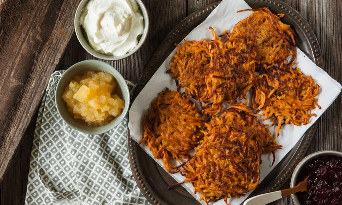 Hanukkah Dinners Recipes  Hanukkah Dinner Menu Our Favorite Recipes Relish