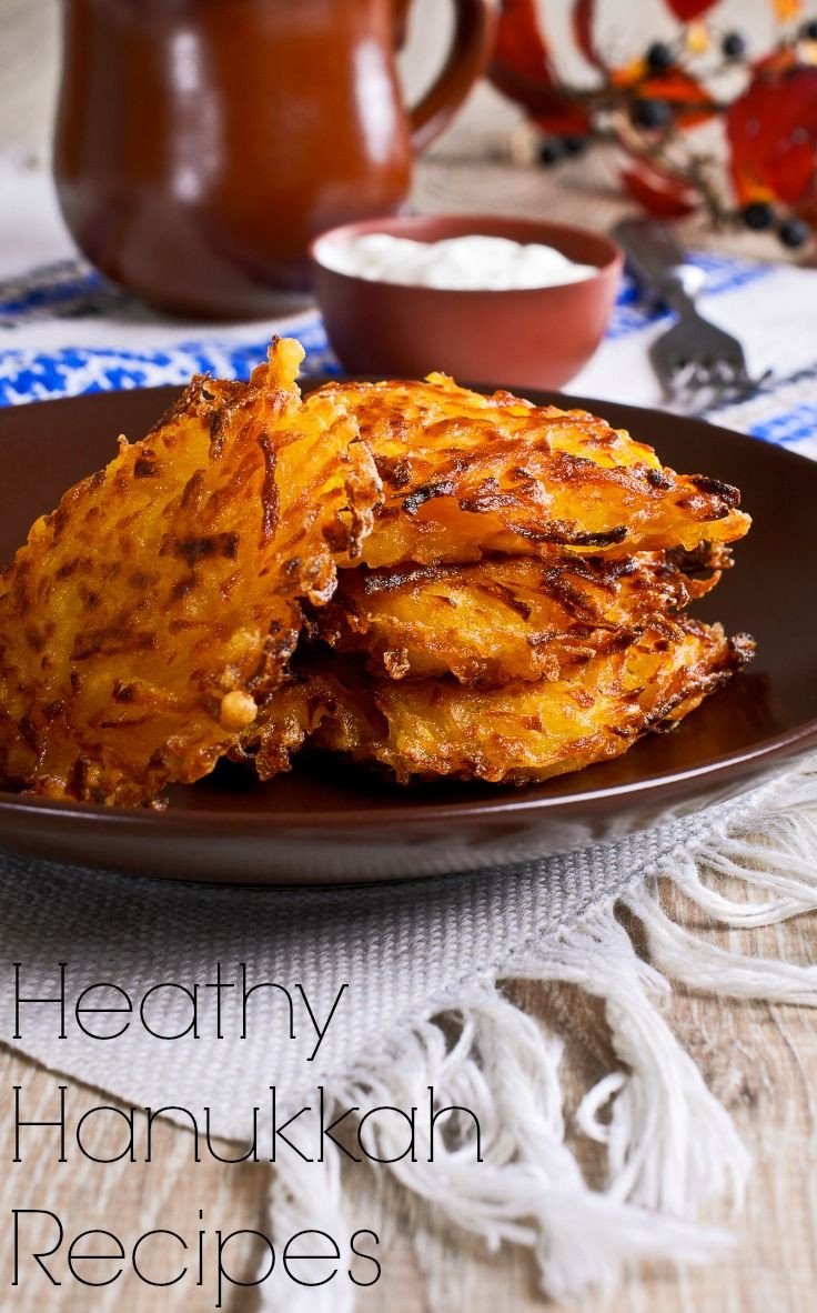 Hanukkah Dinners Recipes  5 Healthy Hanukkah Dinner Recipes