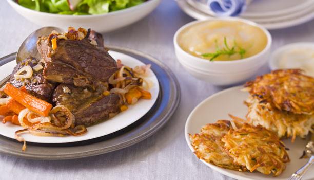 Hanukkah Dinners Recipes  Hanukkah Recipes From Chef Suzanne Tracht Hanukkah