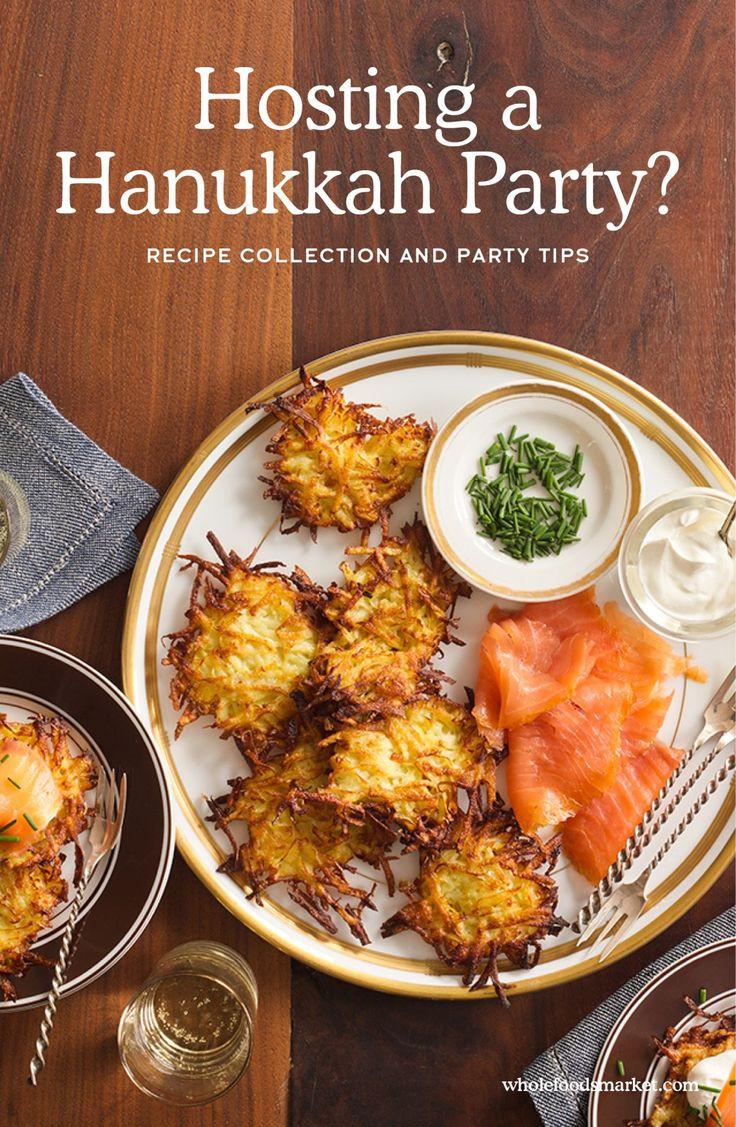 Hanukkah Dinners Recipes  Best 25 Hanukkah 2017 ideas on Pinterest