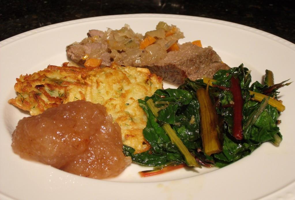 Hanukkah Dinners Recipes  Dangerous Hanukkah Dinner Oy Recipe Mashups