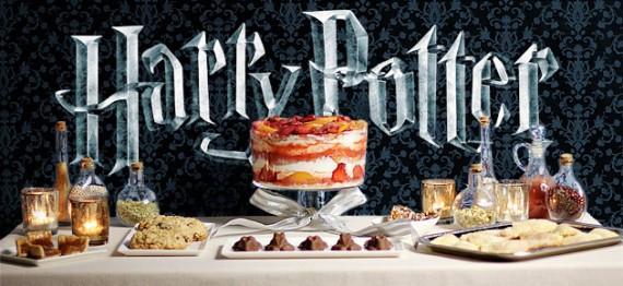 Harry Potter Desserts  Harry Potter Party Menu Desserts First