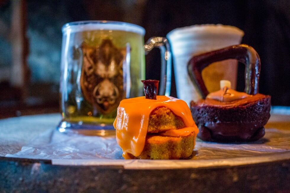 Harry Potter Desserts  Hogsmeade and Hogwarts The Wizarding World of Harry Potter