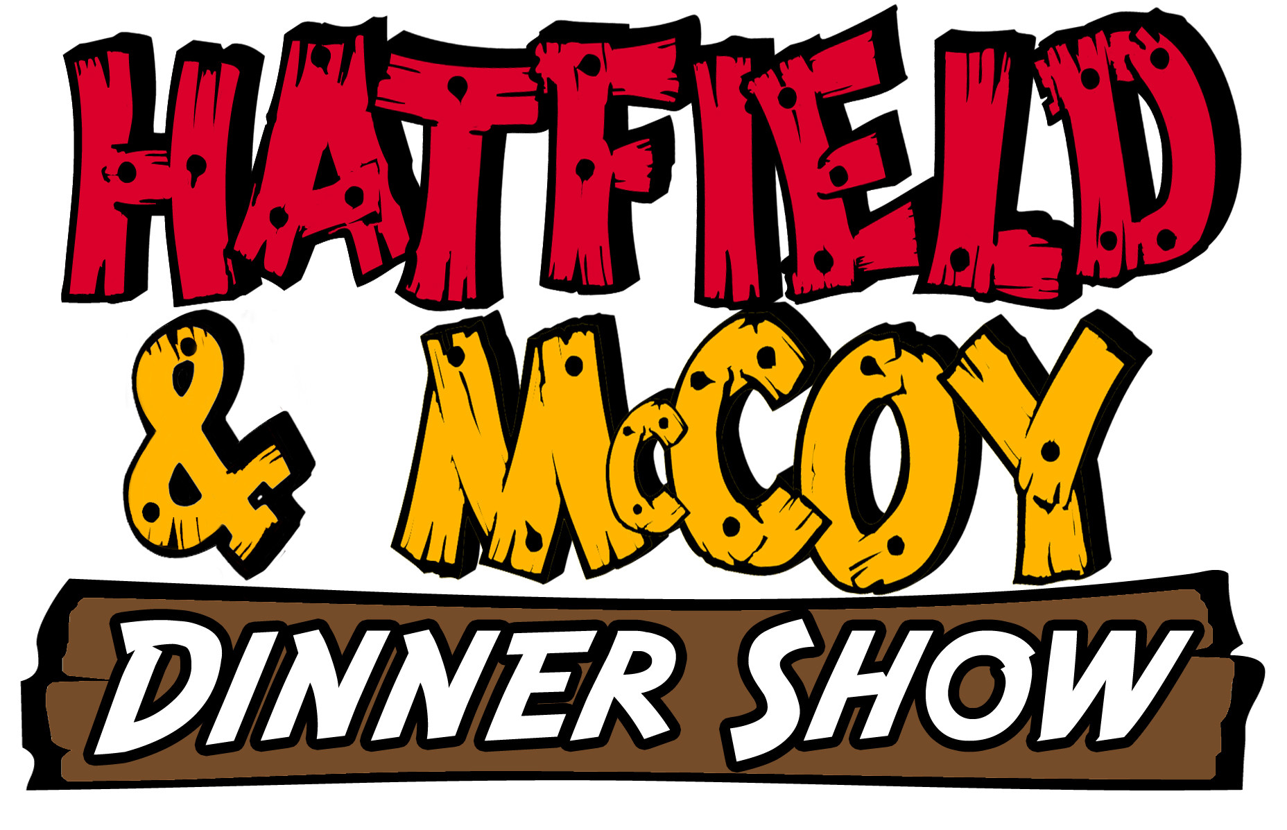 Hatfield Mccoy Dinner Show  The Smokies Pigeon Forge & Honkytonk MAXIMA Tours 2017