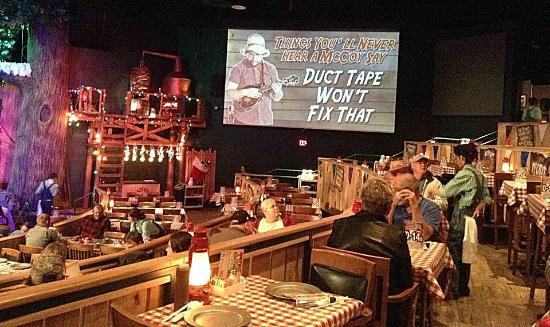 Hatfield Mccoy Dinner Show  Dinner Shows In Pigeon Forge Tn