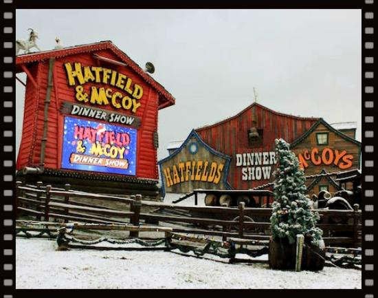 Hatfield Mccoy Dinner Show  Hatfield & McCoy Dinner Show Pigeon Forge TN Hours
