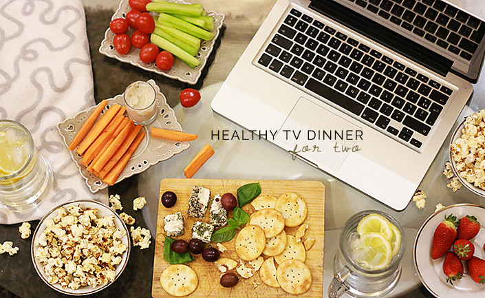 Healthiest Tv Dinners  SIMPLE AND HEALTHY TV DINNER