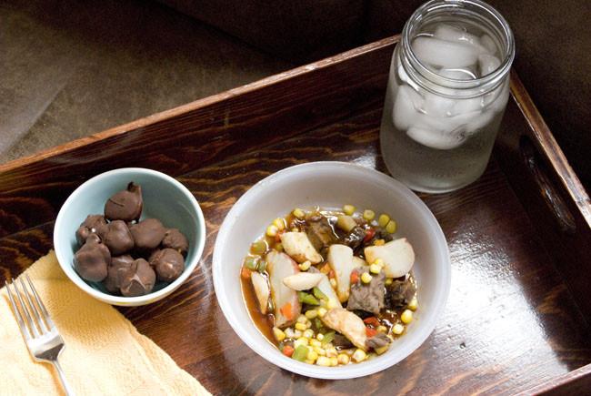 Healthiest Tv Dinners  Greek Yogurt Bon Bons and Gourmet TV Dinners Someday I