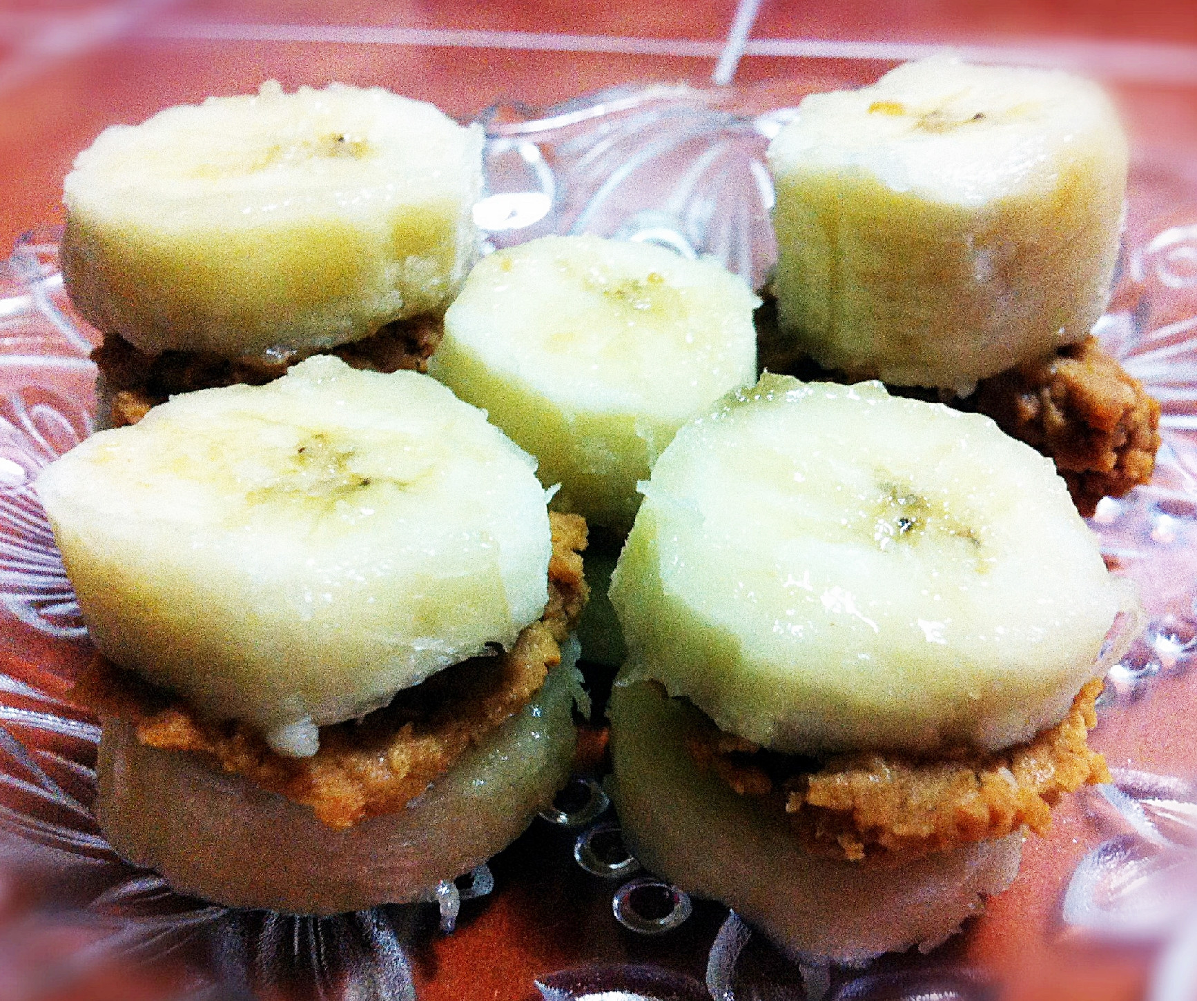 Healthy Banana Desserts  Healthy Dessert Ideas Banana and Peanut Butter Bites