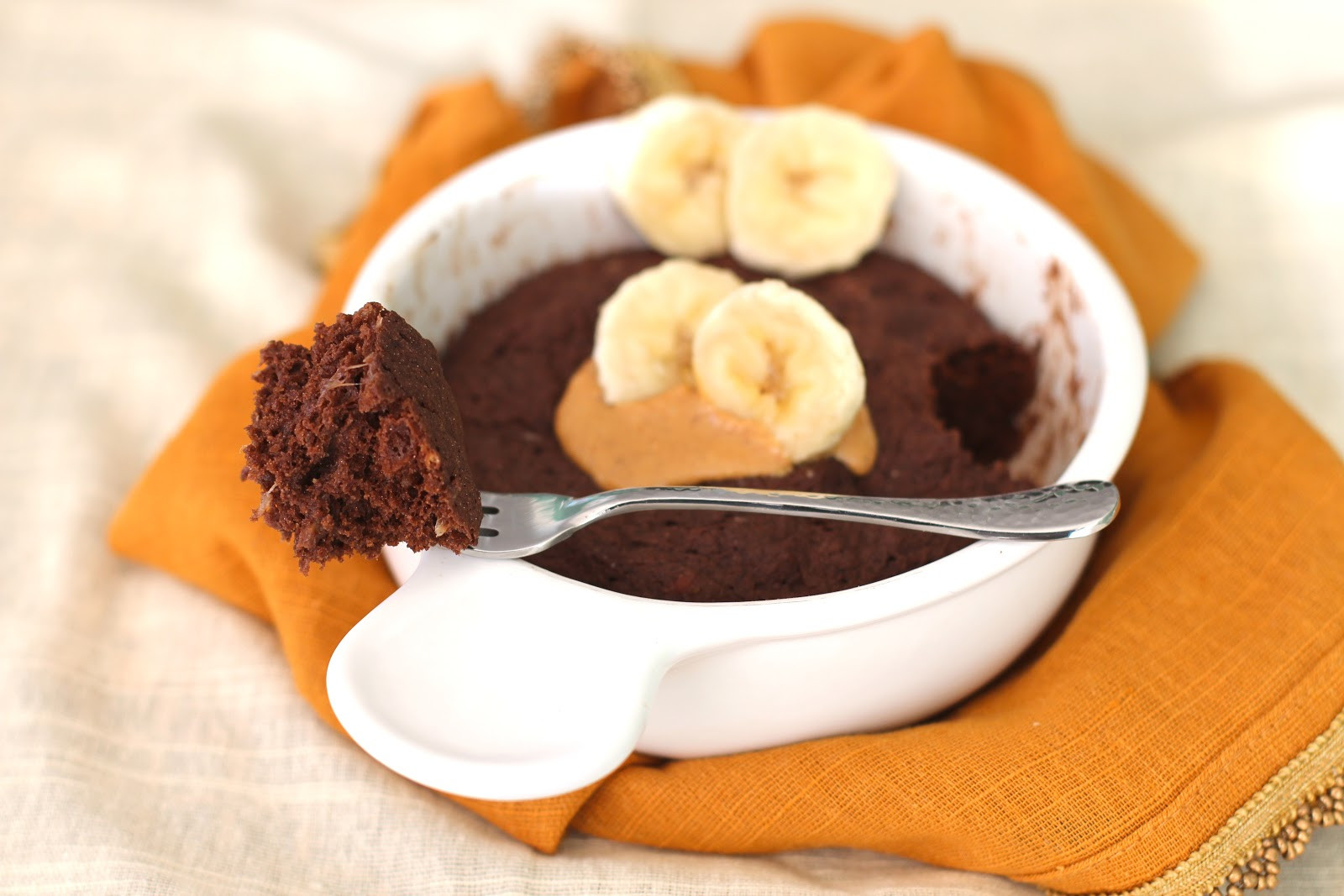 Healthy Banana Desserts  Healthy Single Serving Chocolate Peanut Butter Banana