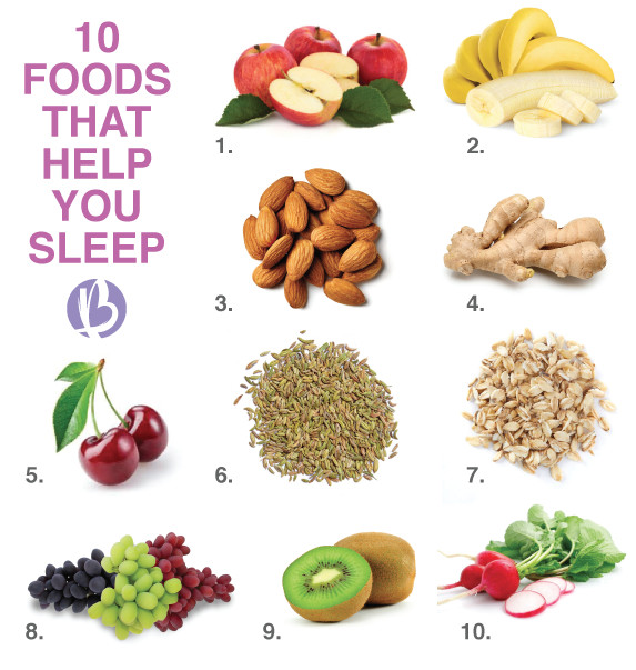 Healthy Bedtime Snacks  Beyond Fit Mom