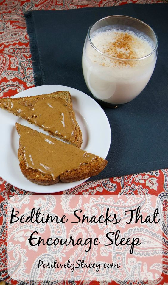Healthy Bedtime Snacks  Pinterest • The world's catalog of ideas